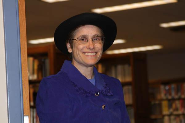 Carol Simon Levin as Emily Roebling